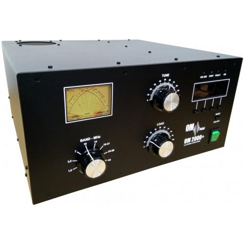 Power amplifier OM2000+