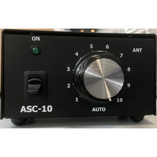 ASC-10 Controller for Antenna switch OM SW 1/10 and OM SW 2/10