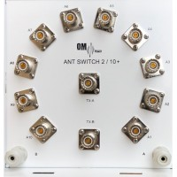 Antenna switch OM SW 2/10+