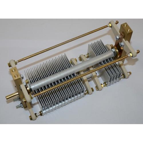 Short rod capacitor 75 / 233 pF