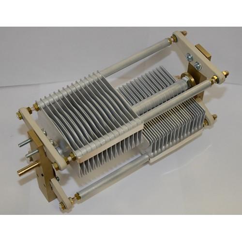 Short rod capacitor 2x 333 pF