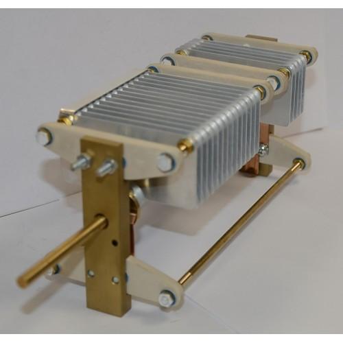 Long rod capacitor 75 / 233 pF