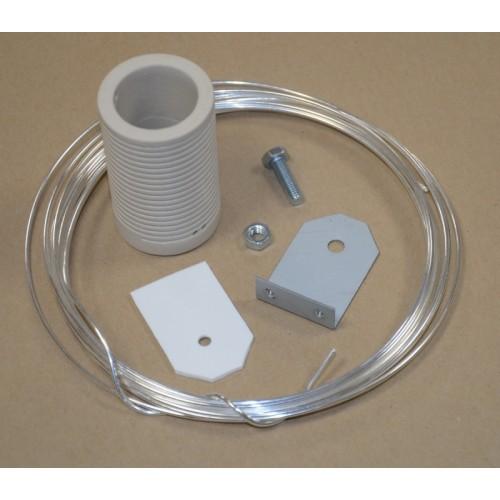 Small ceramic coil set