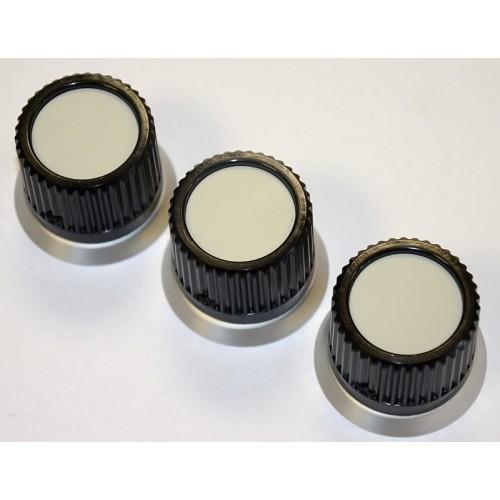 Set of big knobs (3pc)