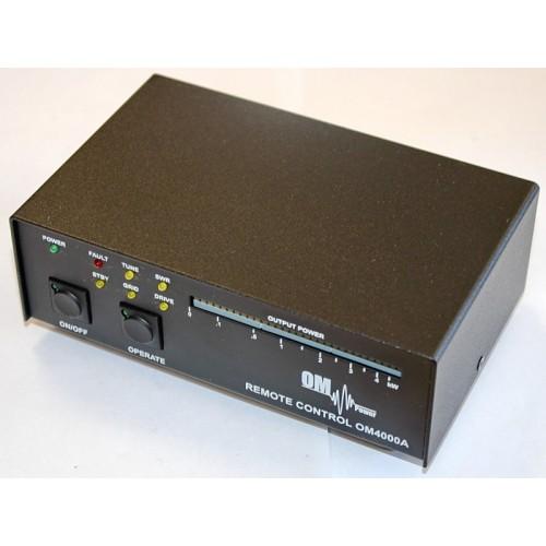 Remote control box 4000